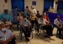 Empieza vacunación contra el covid-19 de adultos mayores de 80 años en El Salvador