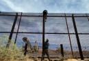 Dentro de una operación de tráfico de inmigrantes a través de la frontera entre Estados Unidos y México