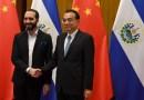 El Salvador estrecha lazos con China mientras se tensa la relación con EE.UU.
