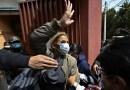 """""""Nadie elige colaboradores para que se corrompan"""", reacciona Jeanine Áñez tras el arresto de uno de sus exministros"""