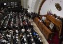 Asamblea Nacional venezolana de mayoría oficialista designa los nuevos rectores del Consejo Nacional Electoral en la previa a elecciones