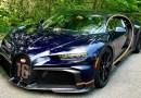 Cómo es conducir el nuevo superdeportivo de US$ 4 millones de Bugatti