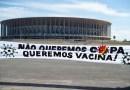 Al menos 31 jugadores o miembros de delegaciones de Copa América dieron positivo por covid-19, informa Brasil