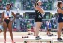 Gwen Berry se aparta de la bandera en el podio de pruebas olímpicas de EE. UU., dice que estaba «preparado»