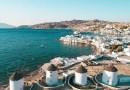 La isla griega de Mykonos dice que está lista para la fiesta como antes del covid-19