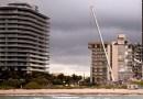 'Temblaba todo el tiempo': propietarios de condominios en Surfside se quejaron de la construcción de una torre de lujo al lado en Miami Beach
