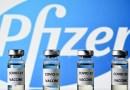 Pfizer reporta la disminución de la inmunidad producida por su vacuna contra el covid-19 y apuntan a tercera dosis