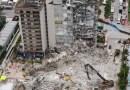 La tormenta Elsa y un posible nuevo colapso amenazan los esfuerzos de rescate en el edificio de Miami