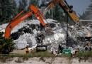 La investigación sobre el colapso del edificio de Miami no comenzará mientras el sitio siga siendo la escena del crimen, dice un experto