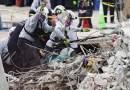 Minuto a minuto: la búsqueda continúa después de la demolición de lo que quedaba del edificio en Miami