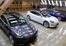 Las ventas de Tesla se desplomaron en China, pero parece que a los inversionistas no les importa