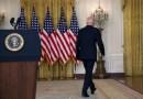 ANÁLISIS | Escenas desesperadas ponen al descubierto una derrota en Afganistán que Biden no puede negar