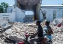 Más de 1.200 personas mueren tras un terremoto de magnitud 7,2 que azotó Haití