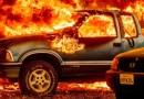 Ordenan la evacuación de miles de residentes de California mientras las llamas queman más de 200.000 hectáreas