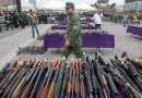 México presentó una demanda contra fabricantes de armas estadounidenses por supuestamente facilitar el tráfico ilegal