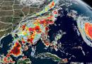 Se forma la tormenta tropical Mindy en el golfo y emiten avisos para el noroeste de Florida