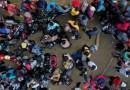 Necoclí, en Colombia, sigue recibiendo miles de migrantes con rumbo hacia EE.UU.