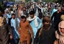 Los talibanes dan a miles de residentes de Kandahar 3 días para abandonar sus hogares, dicen manifestantes