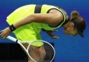 Sorpresa en el US Open: Naomi Osaka cae vencida por Leylah Fernandez (y pierde la calma)