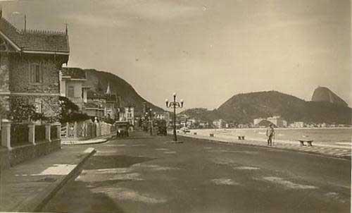 Vídeo caseiro americano mostra o Rio de Janeiro da década de 20 e 30