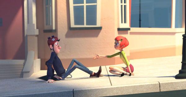 Esta animação vai alegrar o seu dia e deixar uma bela lição de vida!