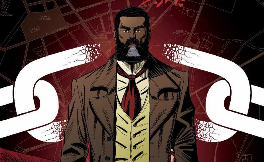 A história de Luiz Gama, um dos líderes do abolicionismo, vira HQ ...
