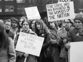 """The State Does Not Belong in the Uterus of the Nation"""