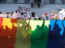 """The Gay Revolution"": An Interview with Lillian Faderman"