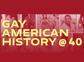 "Lesbian Histories and Futures: ""Gay American History @ 40"""