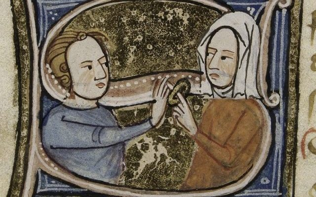 Do I have to have sex with my spouse? Two medieval answers