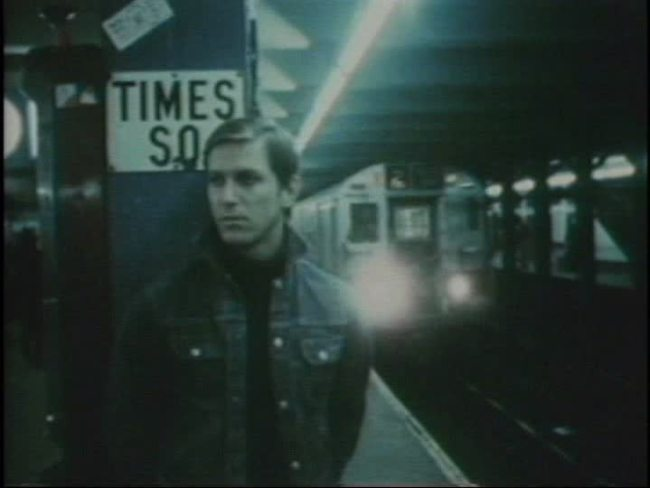Casey Donovan in The Back Row (1972).