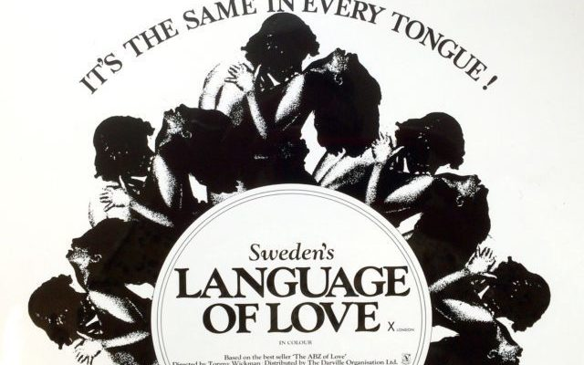 Screening Swedish Sex in the United States, Language of Love (1969)