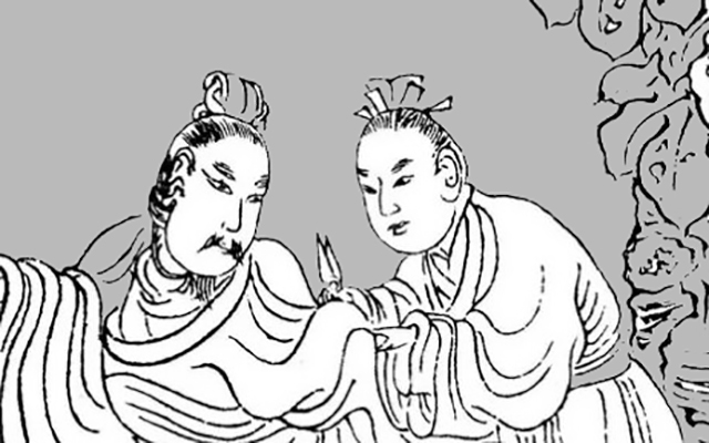 'Cao Cao loved him': Same-sex love at the end of the Han dynasty