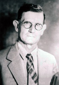 Pastor W.R. Haun