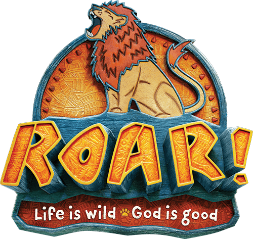 Roar! Life is wild and God is good.