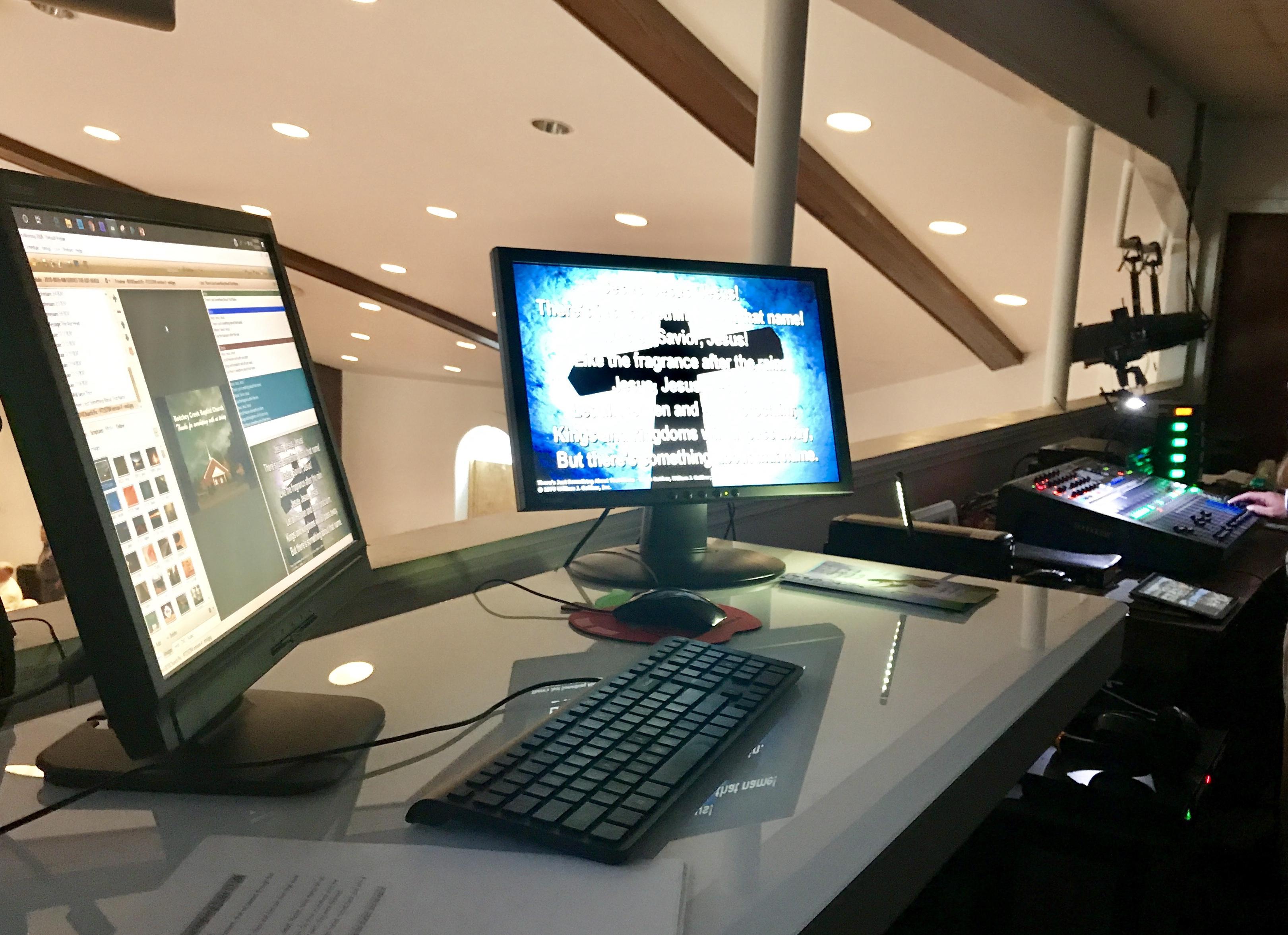 Media computer equipment