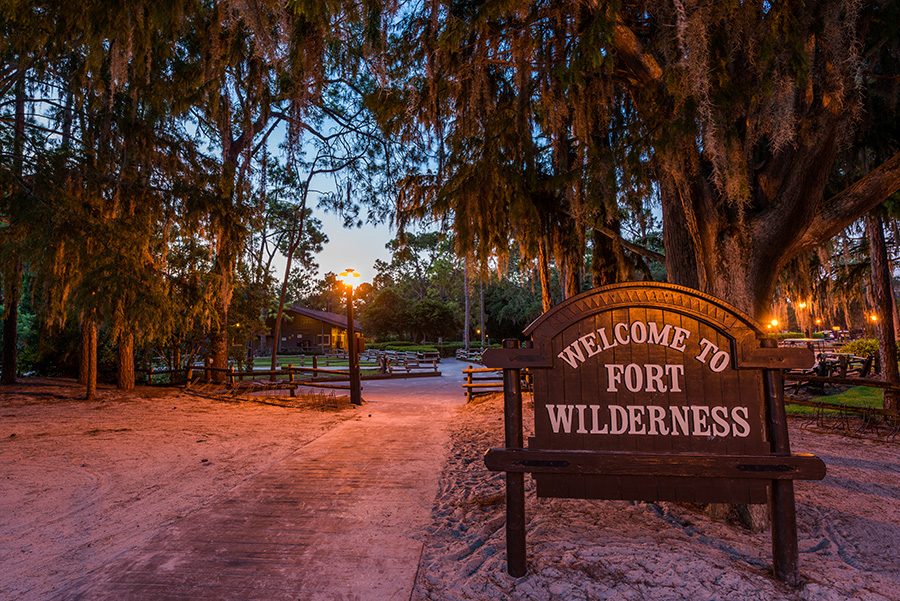 Fort Wilderness is back!