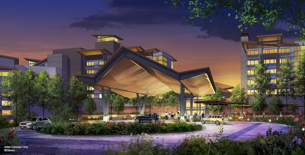 Confirmed: Disney Announces Plans to Build Nature-Inspired Resort on Bay Lake