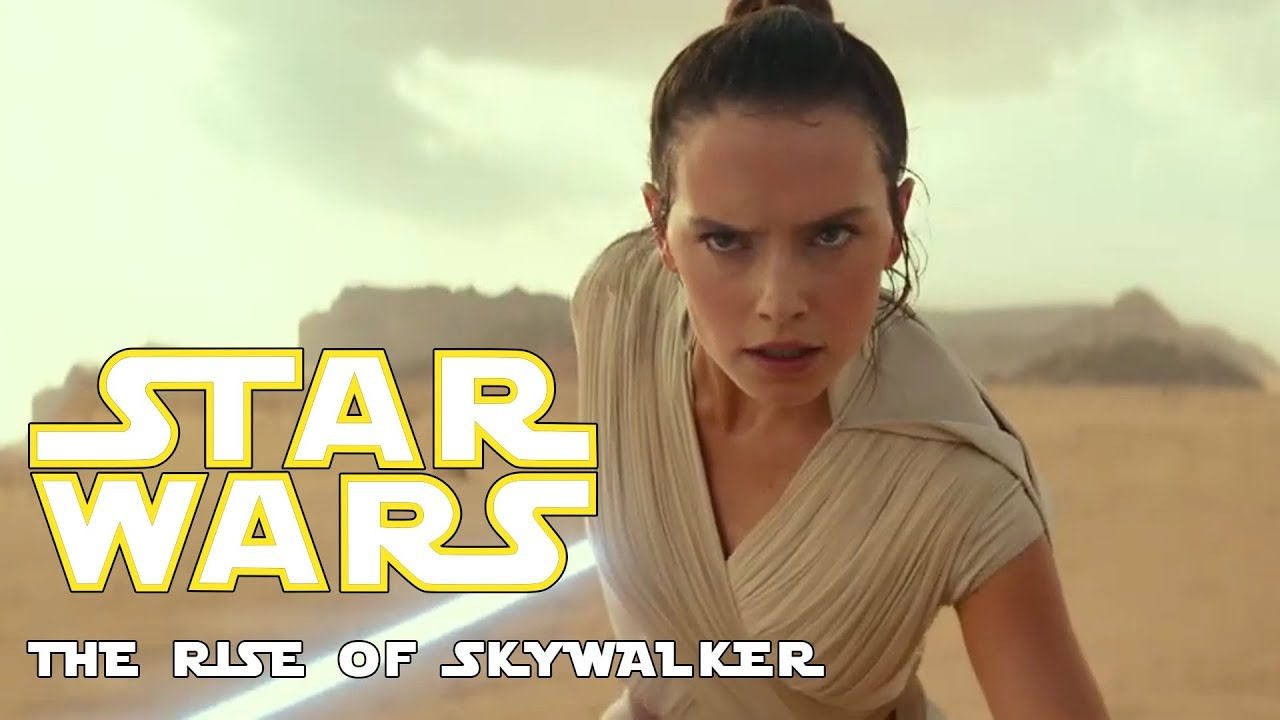 D23: Special Look at The Rise of Skywalker(Video)