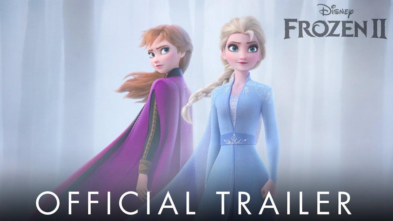 NEW: Frozen 2 Trailer