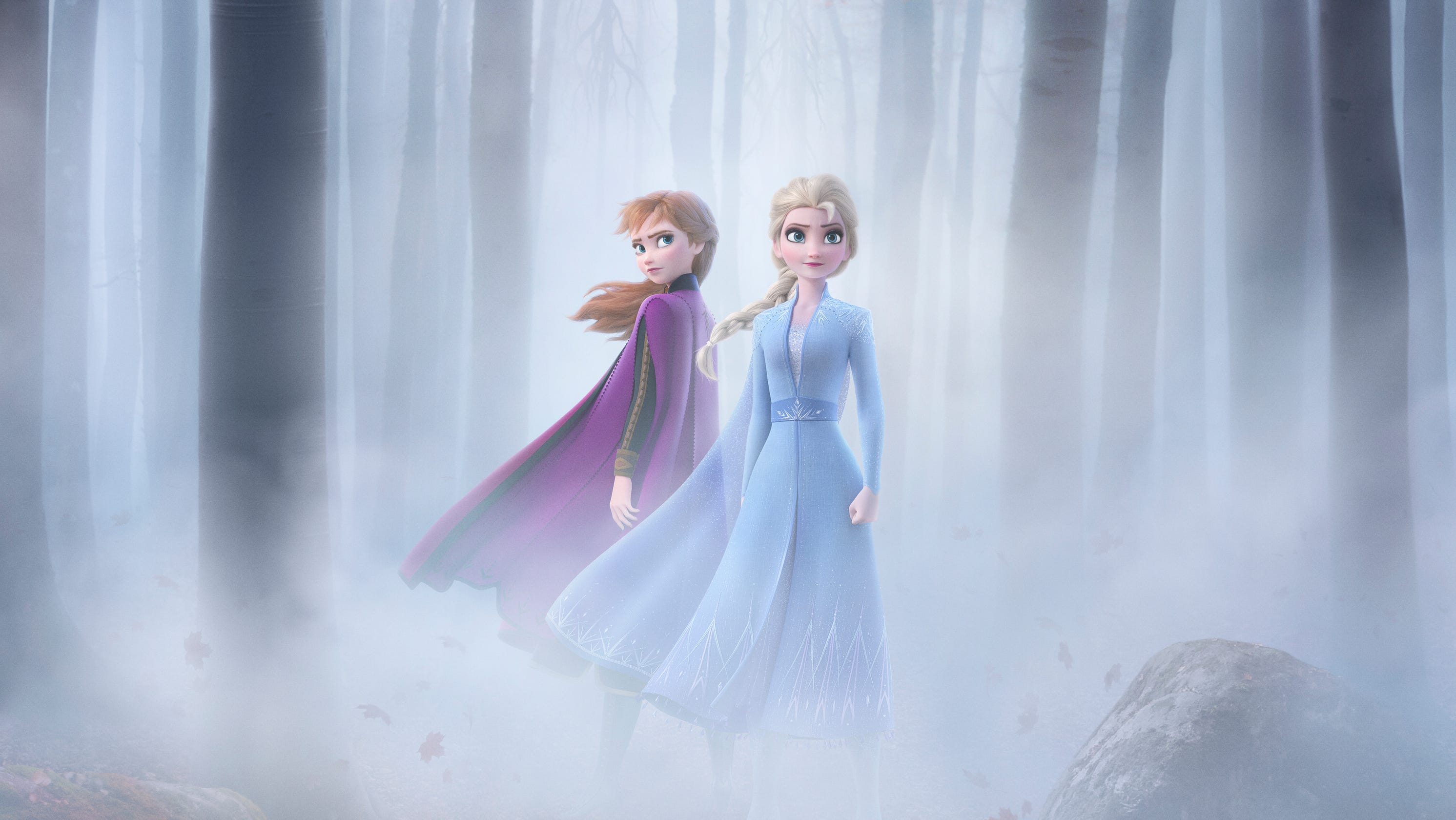 "WATCH | Frozen 2: Special Look ""Into The Unknown"""