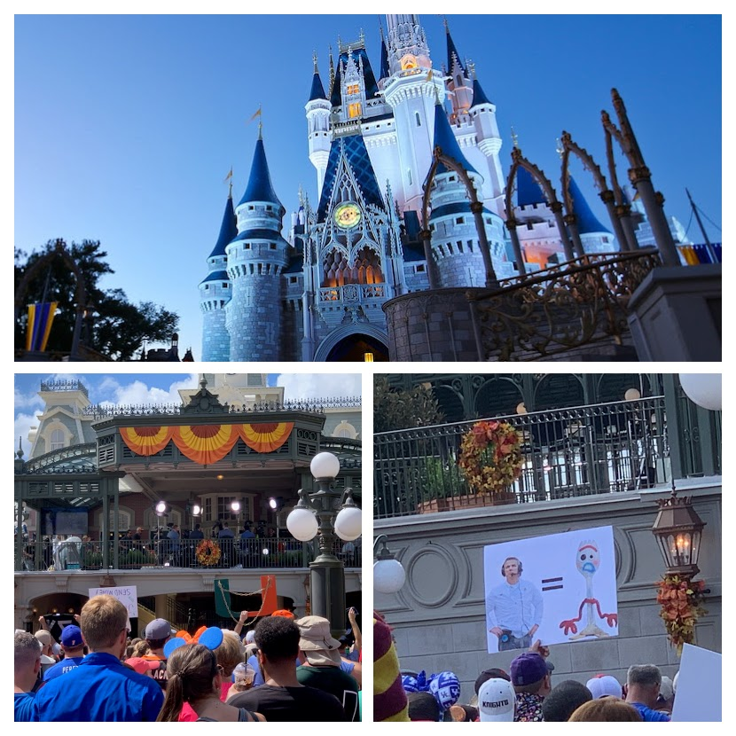 Cynical Musings: Hurricane Dorian, WDW D23 Announcements and my Camping World Kickoff Experience