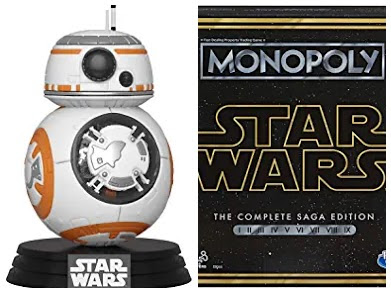 Loads of Star Wars Merch is on Sale Today at Amazon.