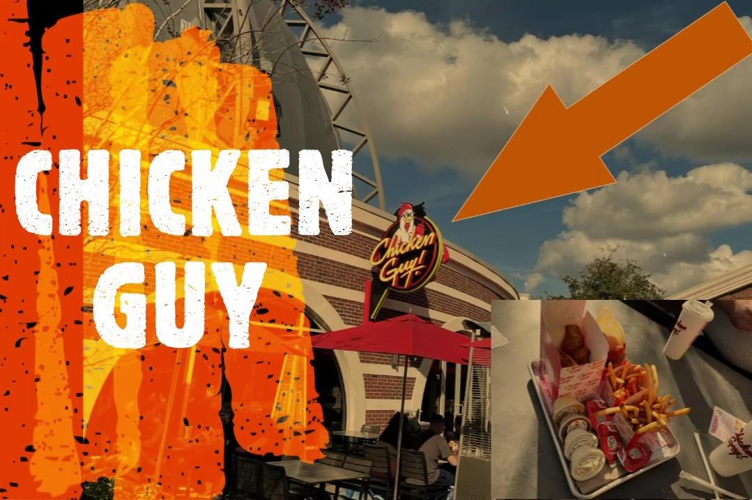 CODP03 Mother Clucker AKA Chicken Guy