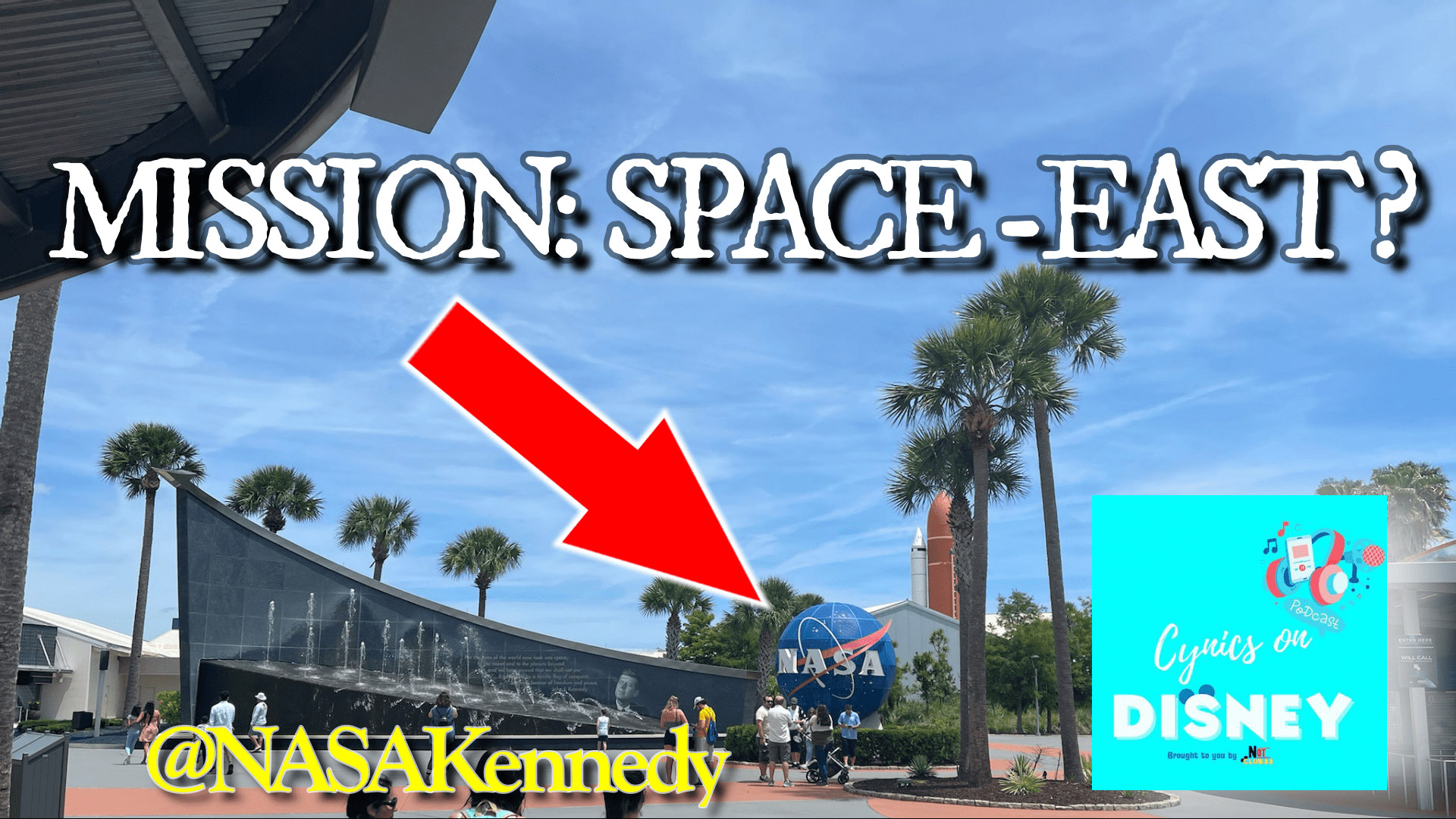 Mission: Space East | Kennedy Space Center