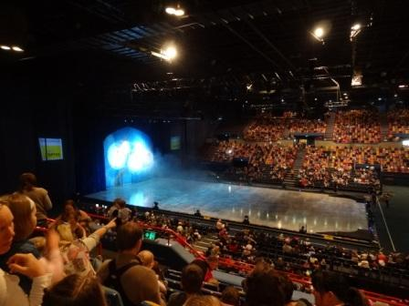 Disney on Ice Stage