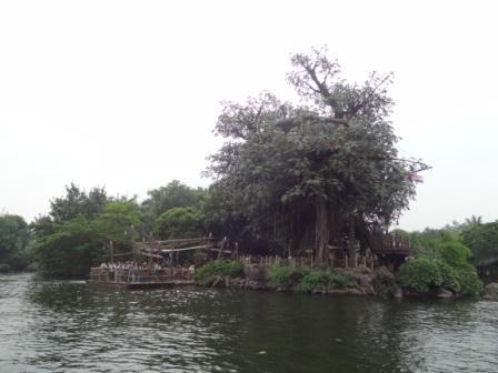 Tarzan's Tree House