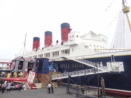 S.S Columbia at American Waterfront