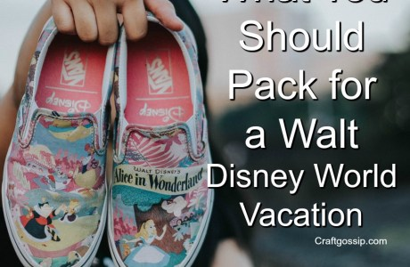 What You Should Pack for a Walt Disney World Vacation
