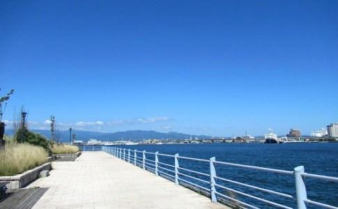 函館・緑の島